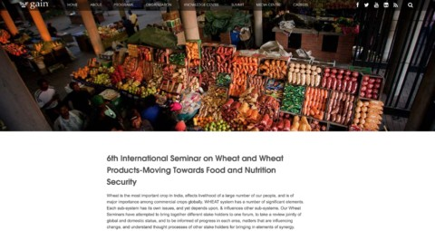 Moving Towards Food & Nutrition Security