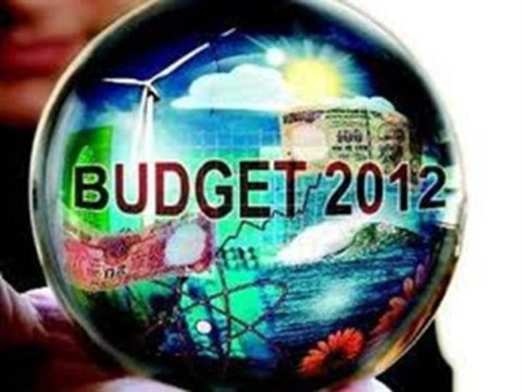 Discussion on the Budget 2012