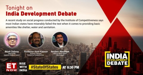 India Development Debate | ET Now