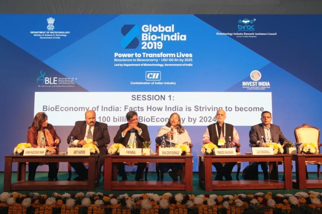 Biosciences to Bio-Economy